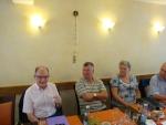 Comité directeur de l\'UIA, 24 août 2012, Pfaffenhoffen, François Brunagel, Gérard Staedel, Micheline Betend-Wagner, Bertrand Picard