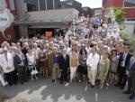 31e Journée Annuelle de l\'UIA, 25 août 2012, Pfaffenhoffen (photo de groupe)