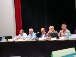 Réunion des présidents de l\'UIA, 24 août 2012, Pfaffenhoffen, René Guth, Jean-Michel Ditner, François Brunagel, Philippe Edel, Gérard Staedel