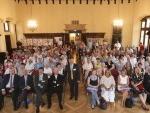 32e Journée Annuelle de l\'UIA, 24 août 2013, Ensisheim (photo de groupe)