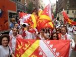 Alsace Pride on Fifth Avenue, New York 21 septembre 2013 (2)