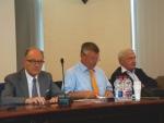 Assemblée générale de l\'UIA, 24 août 2013, Ensisheim, François Brunagel, Gérard Staedel, Jean-Michel Ditner