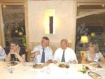 Comité directeur de l\'UIA, 23 août 2013, Ensisheim, le Président Gérard Staedel et le Sénateur André Ferrand