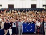 20e Journée annuelle de l\'UIA, 25 août 2001, Strasbourg (photo de groupe)