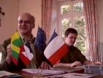 Alsace-Lituanie,  AG septembre 2003, Issenheim, Philippe Edel et Christian Bohrer