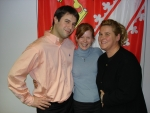 Union Alsacienne de New York,  1er mars 2007,  Benoît Meister, Catherine Zwingelstein, Isabelle Baumann-Lenot