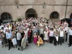 27e Journée Annuelle de l\'UIA, 2 août 2008, Molsheim (photo de groupe)