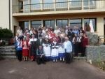 Association des Alsaciens-Lorrains au pays du Leman, Annemasse 16 mars 2014 (photo de groupe)