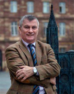Gérard Staedel - Président de l'Union Internationale des Alsaciens