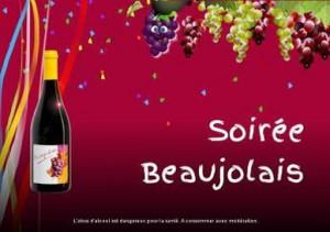 CARA Beaujolais nouveau