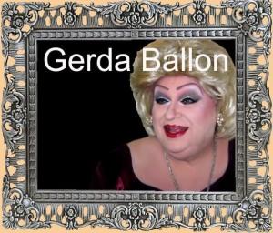 Francfort Variete Abend Gerda