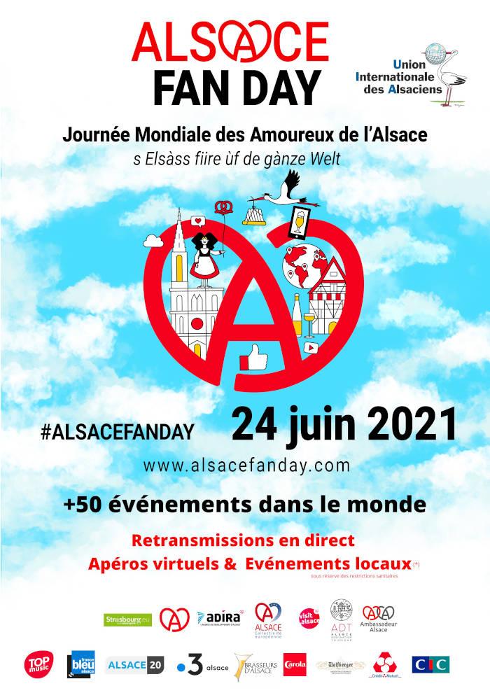 Alsace Fan Day