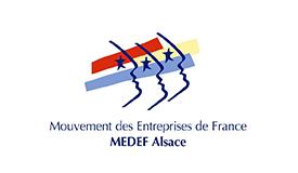 Partenaire UIA - MEDEF Alsace
