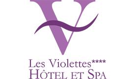 Partenaire UIA - Les Violettes Hôtel et Spa