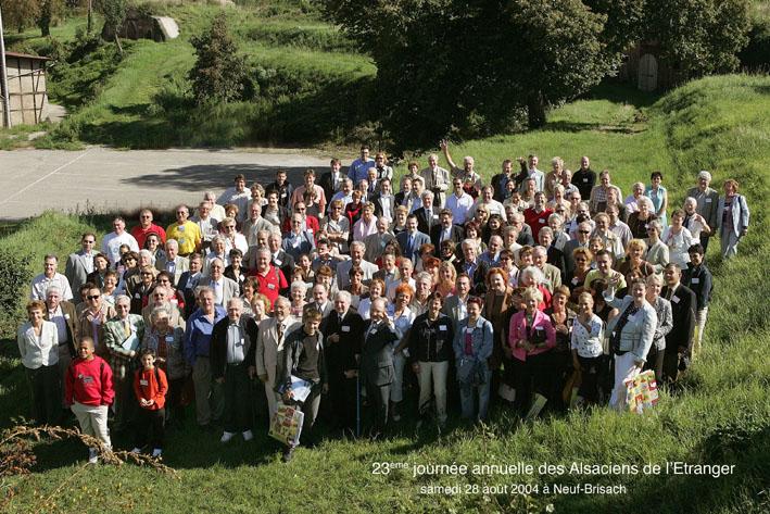UIA 2004 Neuf-Brisach - 28 août - 0