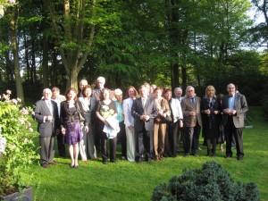Club des Alsaciens de Francfort en visite Association pour la Promotino de l'Alsace en Belgique - 1