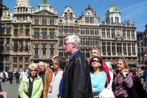 Club des Alsaciens de Francfort en visite Association pour la Promotino de l'Alsace en Belgique - 2