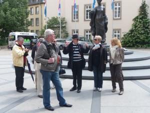 Club des Alsaciens de Francfort en visite Association pour la Promotino de l'Alsace au Luxembourg - 3