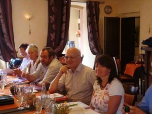 Comité directeur 24 août 2012 Pfaffenhoffen Guy Muller Marit Mosser René Guth Philippe Edel Mic. Muller