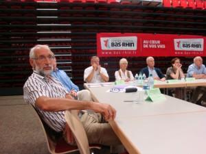 Réunion des présidents 24 août 2012 Pfaffenhoffen