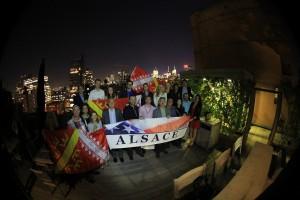 Alsace Pride on fifth avenue New-York 21 septembre 2013