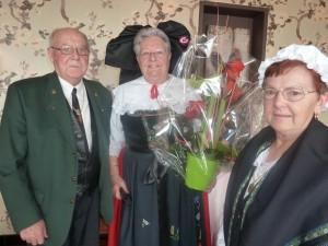 Alsaciens et Lorrains au Pays du Leman René Ancel, Ginette Ancel et Micheline Betend le 16 mars 2014