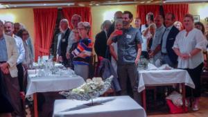 Mittelhausen, diner presidents, août 2018