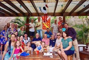 Polynésie Française, rencontre juillet 2020